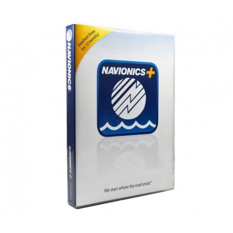 Cartography Navionics+ (MSD)