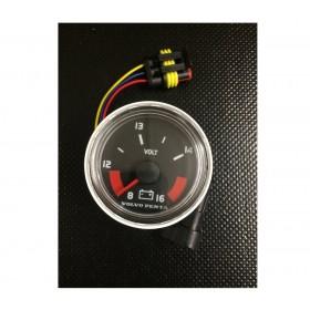 instrument Volvo Penta voltmeter 8-16