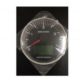 instrument Volvo Penta tachometer 4000 rpm