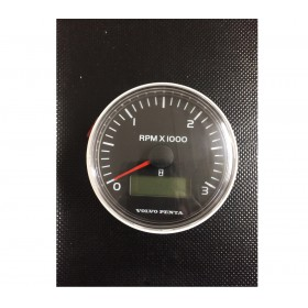 Strumento Volvo Penta contagiri 3000 rpm
