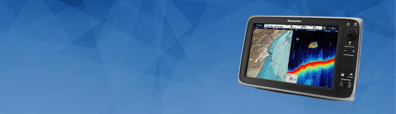 Linea Raymarine GPS